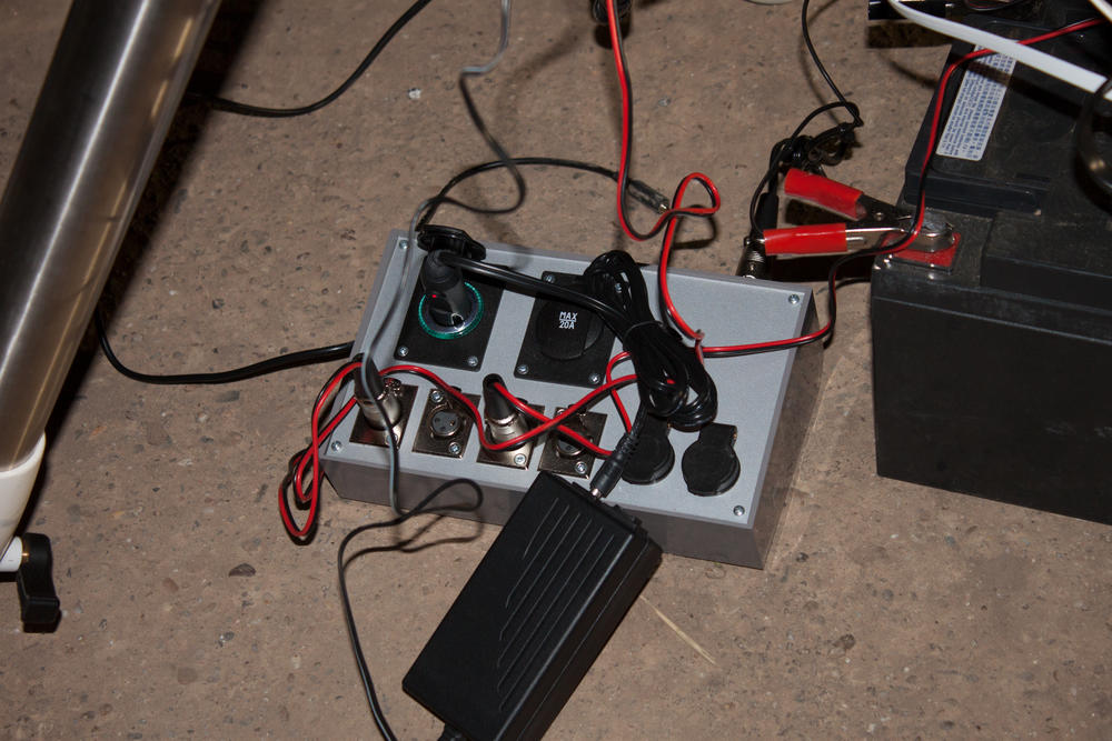 Skywatcher N-EQ6